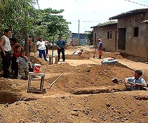 Bauarbeiten León